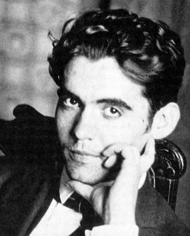 Ruta en bicicleta Federico García Lorca