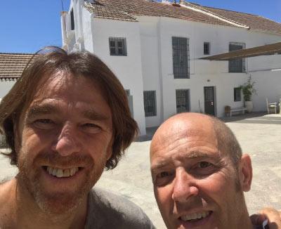 Luis. Apasionado Biker de rutas por Granada