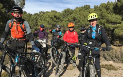 Una ruta ciclista por Quéntar – Granada