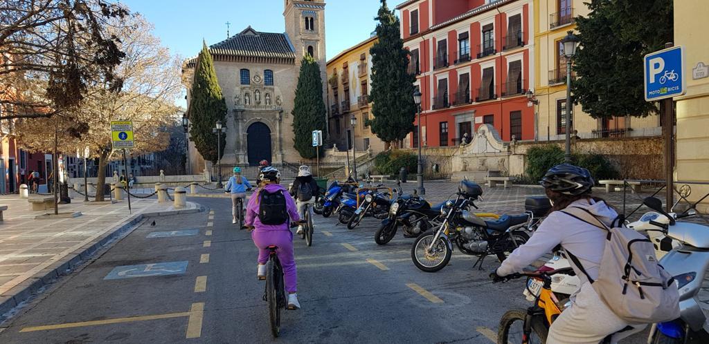 Ruta EBIKE | Plaza Nueva