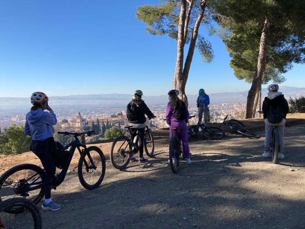Ruta Bicicleta EBIKE | Llano de la Perdiz